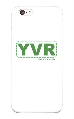 【iPhone6・6s】YVR *Vancouver Int'l Airport phone case 【スマホケース】
