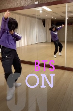 MANAKA おうちでK-POPダンス – BTS(ON)振付 K-POP好きは一緒に踊ろ♪