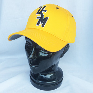 NCAA USA アメリカ大学 Southern Miss Golden Eagles basketball キャップ CAP 2370