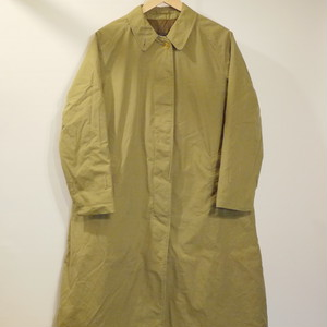 "Vintage Burberrys Balmacaan Coat ""Made in England,100%Cotton,1 Panel Sleeve"""