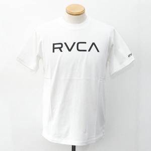 BIG RVCA TEE (WHITE)
