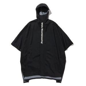 RAIN PONCHO - BLACK