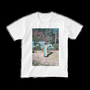 オリジナルフォトTシャツホワイト