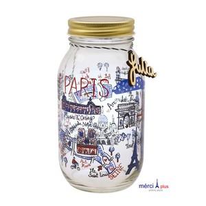 Julia Gash GLASS  JAR (L)