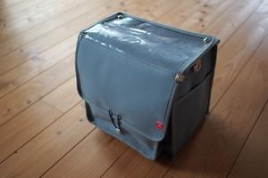 帆布フロントバッグ オリジナル サイズL グレー