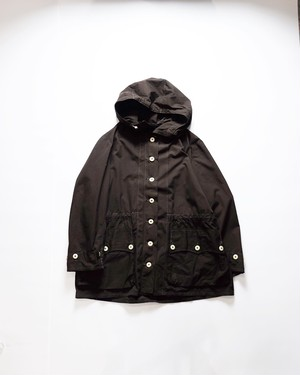 Sweden snow parker② (dark brown)
