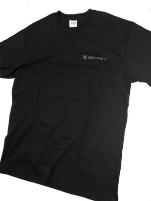 Discovery Official Logo Tee