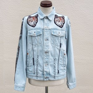RE1011: DENIM JACKET