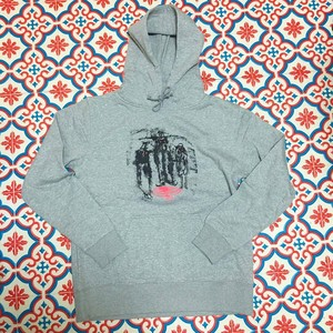 magic family PARKA gray men's L