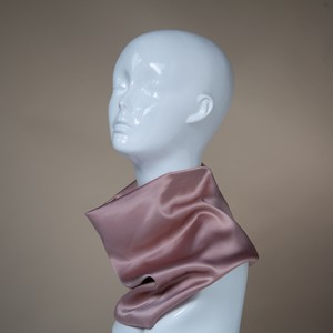 New Neck Warmer ネックウォーマー Rose Pale