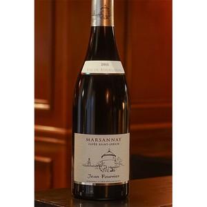 2015年 マルサネ ルージュ キュベ サン チュルバン 赤ワイン