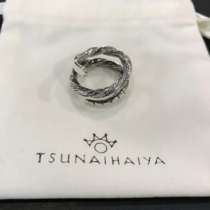 TSUNAIHAIYA Snake RING ツナイハイヤ スネークリング