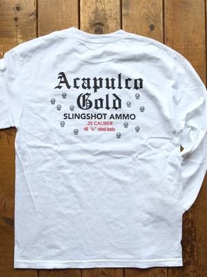 [ Acapulco Gold ] SLINGSHOT POCKET L/S TEE