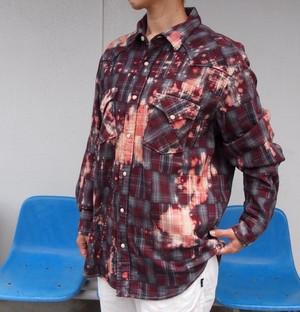 Bleach Splash Western Shirts