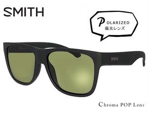 SMITH スミス 偏光サングラス Lowdown2 MT BLACK / GRAY 偏光 サングラス メンズ 男性用