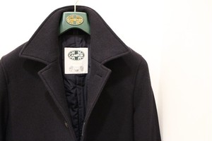 Camplin Belted Bal Collar Coat