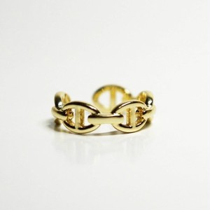 18kgp Mariner Ring 【GOLD】