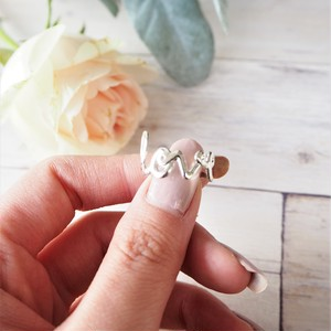 Love Ring 《silver925》18380019