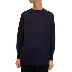 WEANERS seamless Sweater <navy> 【soglia】