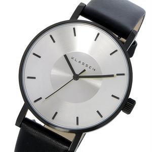 クラス14 KLASSE14 ヴォラーレ Volare 36mm レディース 腕時計 VO14BK001W シルバー/ブラック シルバー