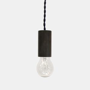 千 sen STILL Pendant Lamp Black(黒)