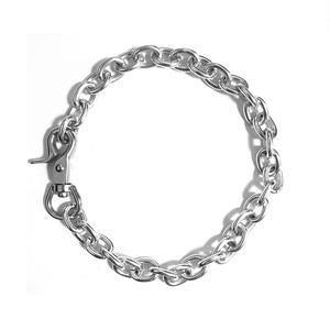 CHAIN NECKLACE / SILVER