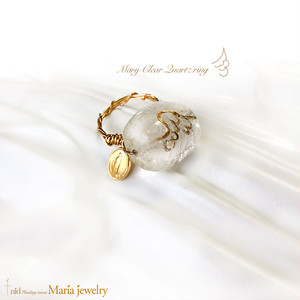 Maria Jewelry ・Crystal Ring