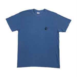 RWCHE ONE DUDE S/S -Blue Jean-