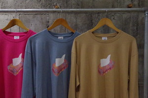 WHIMSY PAPER L/S TEE