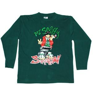 『Mr. Spliffy』1995 UK official L/S Tee *deadstock