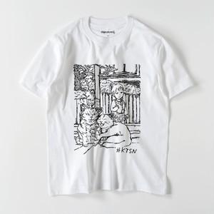 #KTSN×dechi Tシャツ