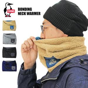 CHUMS 防風 ボンディング ネックウォーマー フリース チャムス マフラー ウィンタースポーツ スキー スノーボード Bonding Neck Warmer  CH09-1180