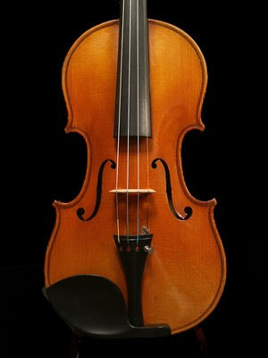 Violin 4/4 Rene Bernardel label