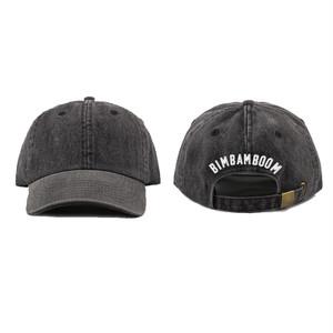 DENIM CAP(BLACK)