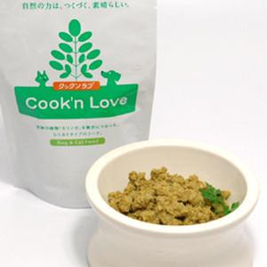 Cook'n love(クックンラブ) 犬用シニア 鹿肉 ウェットフード