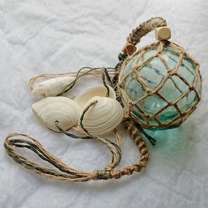 浮き玉網飾り フロート№2