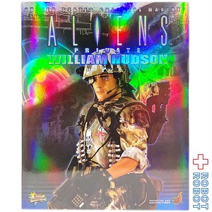 ●ホットトイズ 1/6 エイリアン2 合衆国海兵隊 USCM ウィリアム・ハドソン
