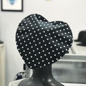 ●別注カラー● ハートベレー帽 【HEIHEI】