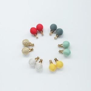 ciito (しいと) candy earring (イヤリング) 5色