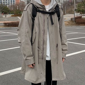 ルーズミリタリージャケット #BL7283