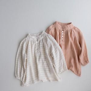 SUMMER & STORM petite blouse(全2色/2yr〜6yr)