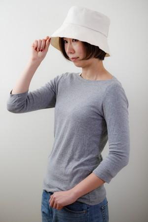 日本最後のmadein尾道帆布帽子