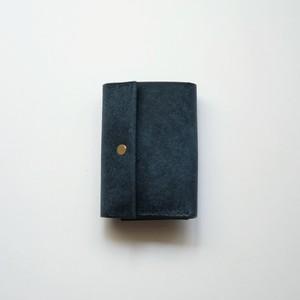 roll wallet - navy - プエブロ
