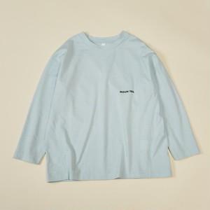 MOUN TEN. 110-140 organic cotton logoT [21W-MT71-1003a] MOUNTEN.※1点までメール便OK