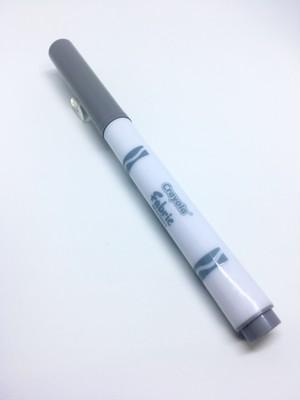 Crayola Fine Line Fabric Marker Gray
