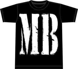 Mary's Blood MB ビッグTシャツ