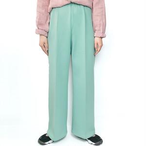 Elastic Wide Pants