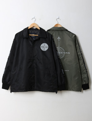 パナムコーチジャケット ★UNISEX アウター ジャケット 韓国ファッション