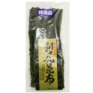 北海道利尻産 養殖花折昆布 1等品(200g)