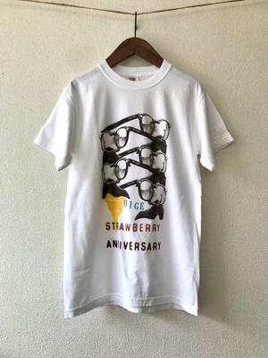 レンズTシャツ [ホワイト]